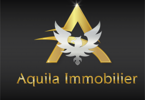 LOGO AQUILA IMMOBILIER_Plan de travail 1